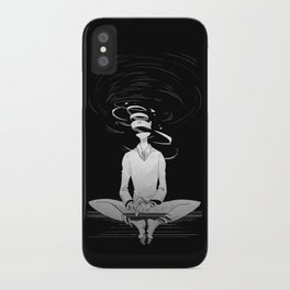 Whirl iPhone Case
