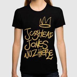 Jughead Jones was here T-shirt