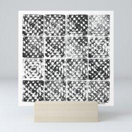 Crochet Impressions: GRANNY Mini Art Print