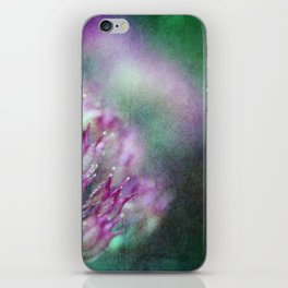 Nature never did betray the heart that loved her. iPhone Skin
