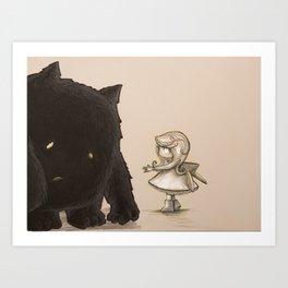 The Beast - 06 Art Print