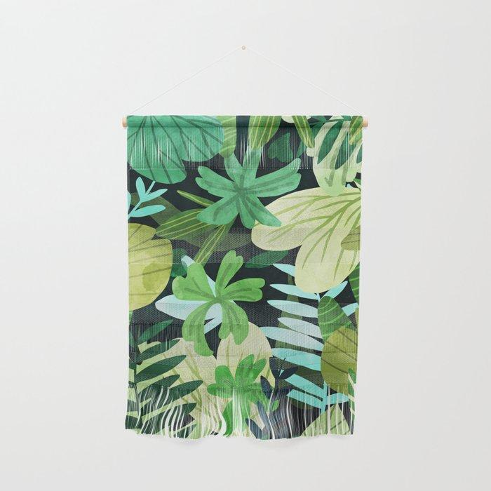 Rainforest    Wall Hanging