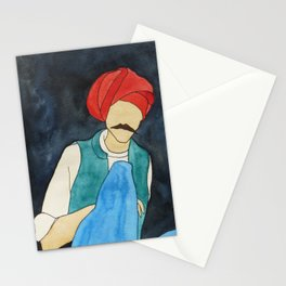 Moroccan Hipster Stationery Cards