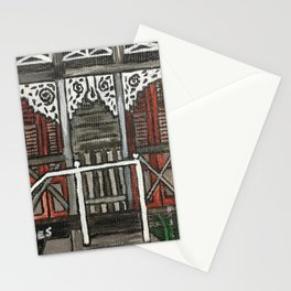 Old House Stationery Cards