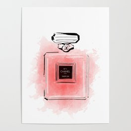 Red perfume #2 Poster