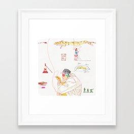 いずみ - IZUMI Framed Art Print