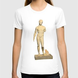 Marble Statue of Hercules T-shirt