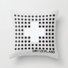 Gruezi//Twenty Throw Pillow
