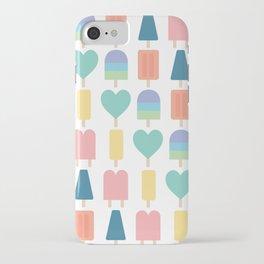 Ice Blocks iPhone Case