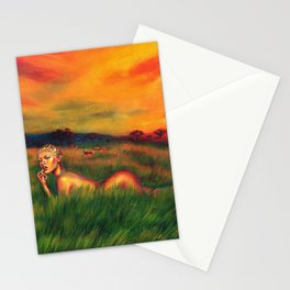 Savanna Stationery Cards