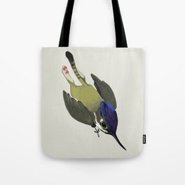 Tiny Griffin (2 of 3) Tote Bag