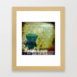 Plushes and monsters #9 Framed Art Print
