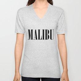 Malibu Unisex V-Neck