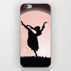 Moon Dancer iPhone & iPod Skin