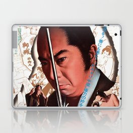 Hanzo the Razor: Sword of Justice Laptop & iPad Skin