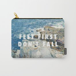 Childe Hassam, The South Ledges, Appledore (1913) / Halsey, Roman Holiday (2015) Carry-All Pouch