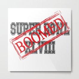 Seahawks' Super Bowl WIN Metal Print