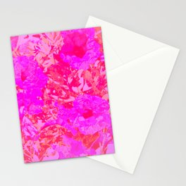 Flowers 116. Floral. Garden Stationery Cards