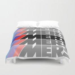 DgM MERS MOTO Duvet Cover