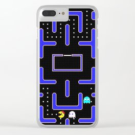 one of the legends One game Clear iPhone Case