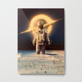 Deep Escape Metal Print