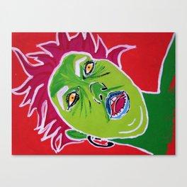 Zelf Portrait Canvas Print