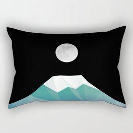 遠山の目付 (Night) Rectangular Pillow