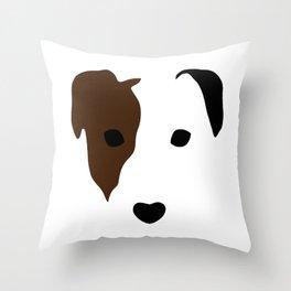 Russell Terrier Throw Pillow