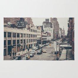 Tough Streets - NYC Rug