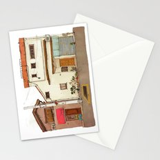 Tokyo Street 4 Stationery Cards