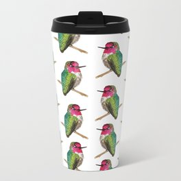 Anna's Hummingbird Travel Mug