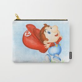 Toddler Mario Carry-All Pouch