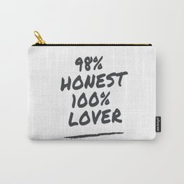 Honest Lover Carry-All Pouch