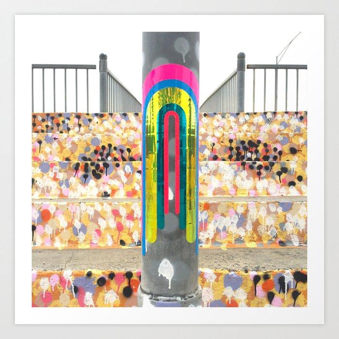 portals of hope sydney australia art print by cherylsorg society6