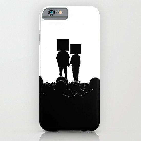 I have you. You have me. - US AND THEM iPhone & iPod Case