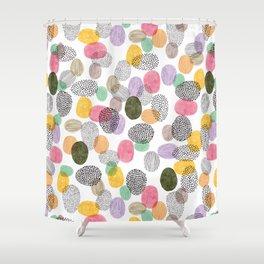 Bolls by Veronique de Jong Shower Curtain