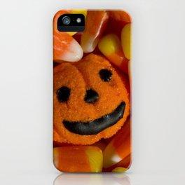 Halloween Candies iPhone Case