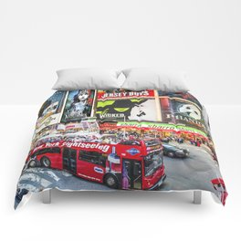 Times Square II Special Edition II Comforters