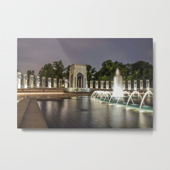 Glory of the Pacific Metal Print