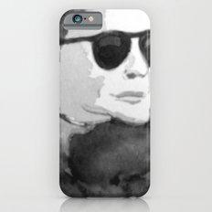 Shades (B&W) iPhone 6s Slim Case