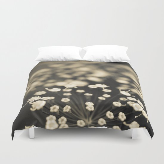 Summer Lace Duvet Cover