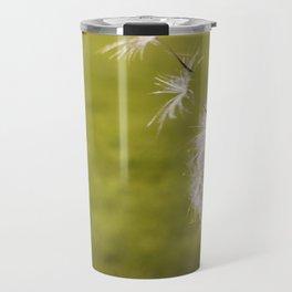 Wishing on a Dandelion Travel Mug