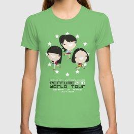 Perfume World Tour 2nd T-shirt