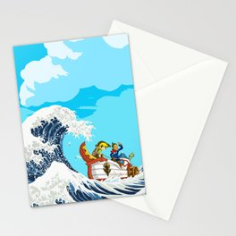 Link adventure Stationery Cards