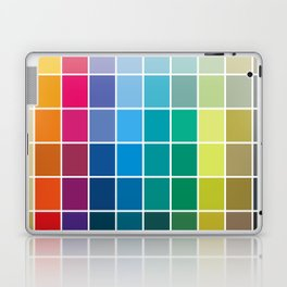 Colorful Soul - All colors together Laptop & iPad Skin