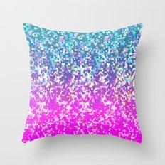 Glitter Graphic G231 Throw Pillow