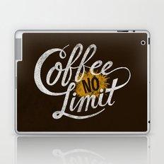 Astronaut Diet, Unlimited Coffee Laptop & iPad Skin