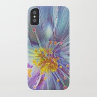 blossom iPhone & iPod Cases featuring Blossom by Klara Acel