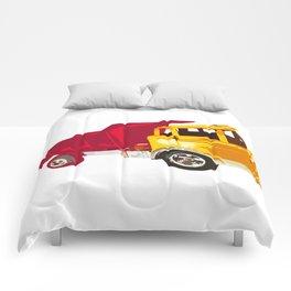 Dump Me Truck! Comforters