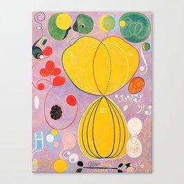 "Hilma af Klint ""The Ten Largest, No. 07, Adulthood, Group IV"" Canvas Print"